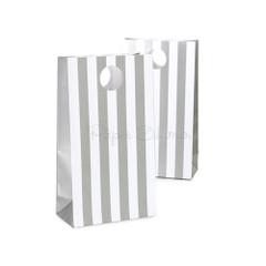 Silver Sundae Metallic Party Bag