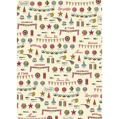 Celebrations Wrapping Paper