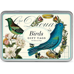 Bird Gift Tags