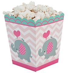 Pink Elephant Treat Box