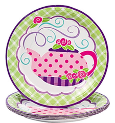 [SALE] Tea for Two Dinner Plates