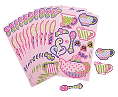 Tea for Two Stickers