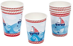Little Sailor Party Cups