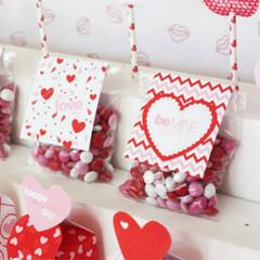 Valentine's Treat Bag Topper