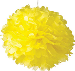 Pom Poms, Yellow