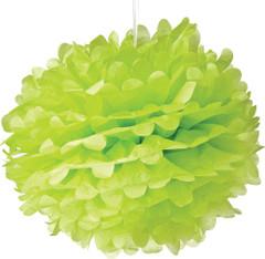 Pom Poms, Green
