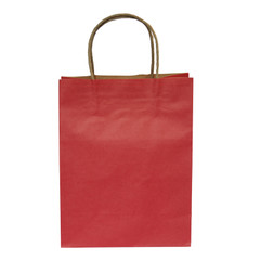 Party Bag, Rusty Red, Large