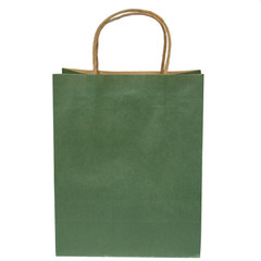 Party Bag, Dark Green, Large