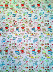 Time for Tea Wrapping Paper