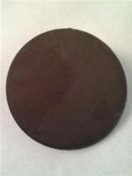 """Ceramic Disk Black (""""D"""" Shaft)"""