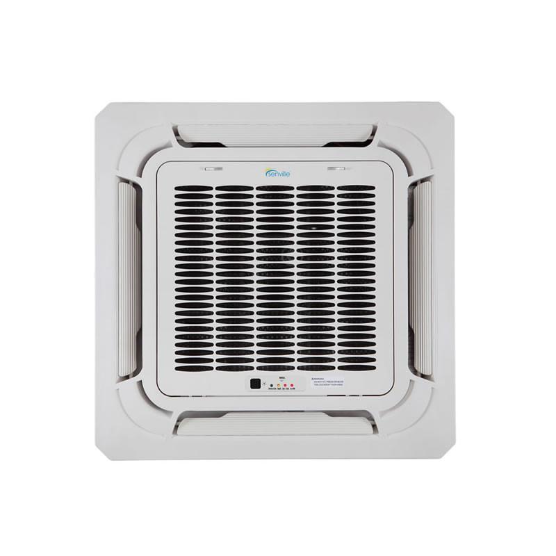 28000 Btu Dual Zone Ceiling Air Conditioner Heat Pump