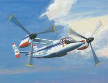 Bell XV-15 by K. Price Randel