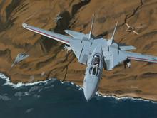 Top Gun Tomcats by K. Price Randel