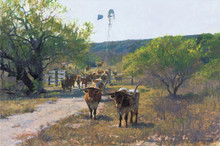 The Home Place by Ragan Gennusa Fine Art Canvas Giclee Print