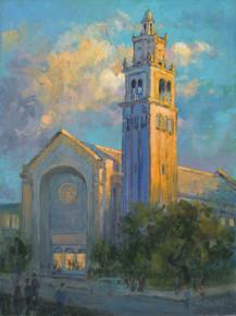 Baptist Church by H. C. Zachry