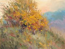Golden Bush by H. C. Zachry