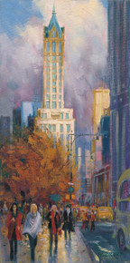 Central Park South by H. C. Zachry