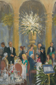 Palm Court by H. C. Zachry