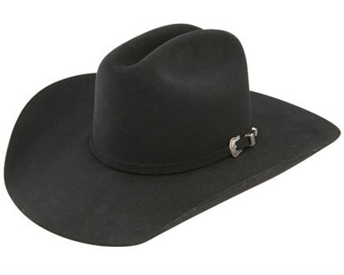 Resistol Felt Hat, Challenger, Black