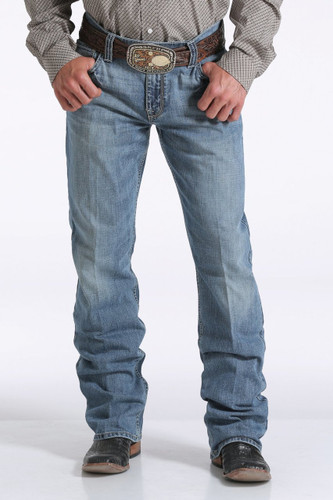 Men's Cinch Jeans, Carter 2.5, Medium Wash