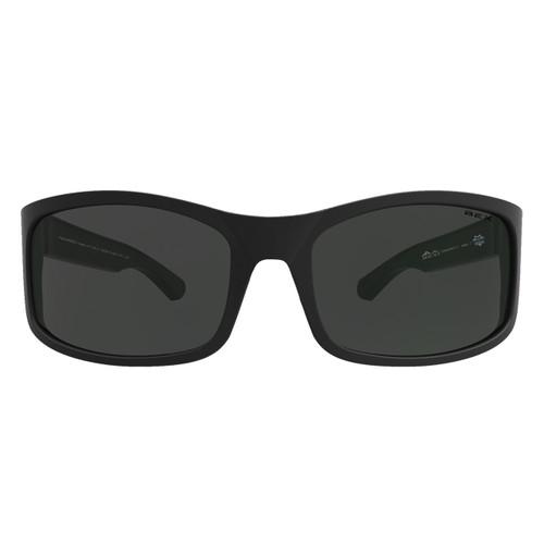 Bex Sunglasses, Black Frame with Gray Lens, Ghavert II