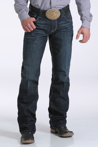 Men's Cinch Jeans, Carter 2.4, Dark Wash