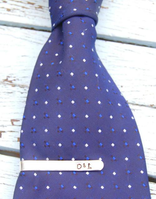 Personalised tie slide