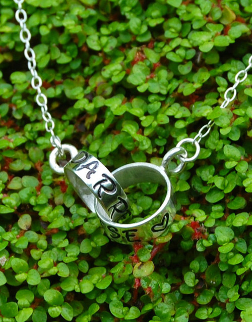 Linked Love Necklace