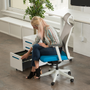 Teal Ergonomic  Office Chair - Main Product Image