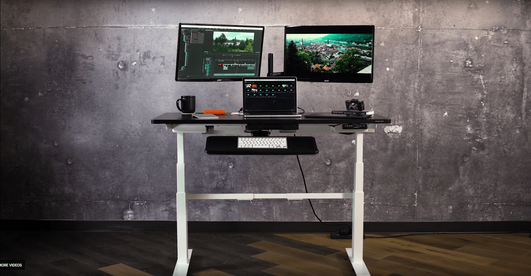 Adjustable Sit Stand Desk Amp Accessories Standdesk