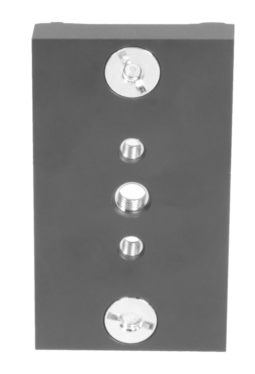 Mounting Adapter Plate Teleprompter - Bottom