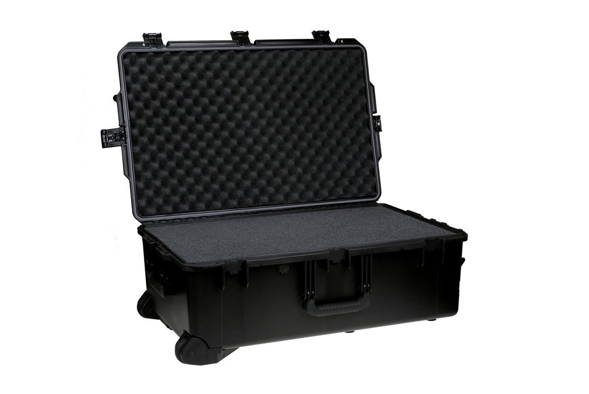 PrompterPeople - CASE-HS2975C - Heavy Duty Teleprompter Hardcase, Configured