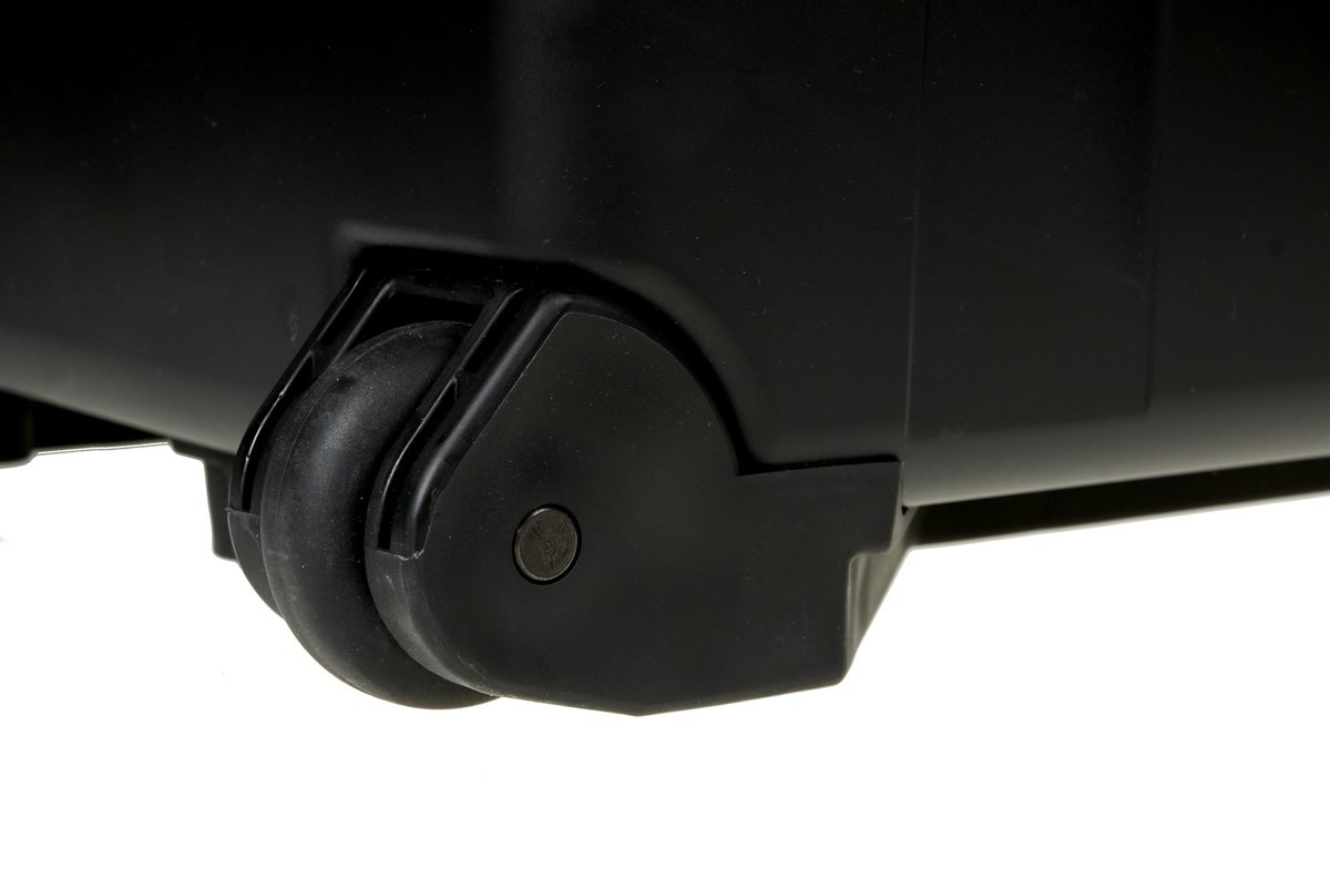 Prompter People - CASE-HS3075C - Heavy Duty Teleprompter Hardcase, Configured - Wheel