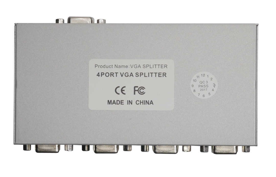 VGA Splitter Bottom