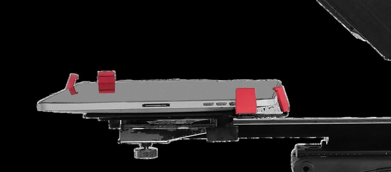 TabGrabber iPad Pro Teleprompter Side with VESA
