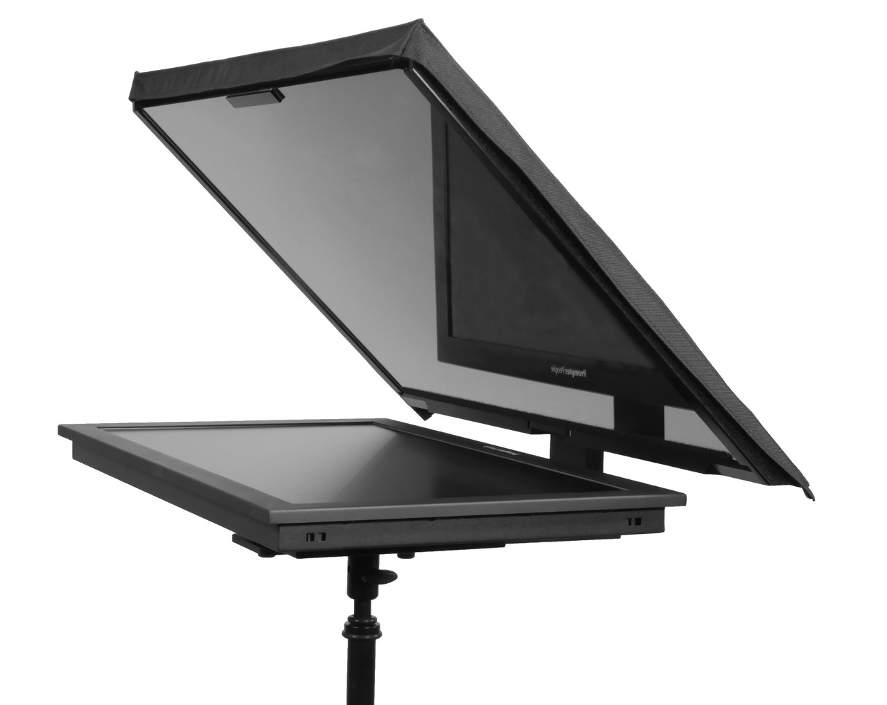 "QGear Pro Free Stand 24"" HighBright Solo Angled B"