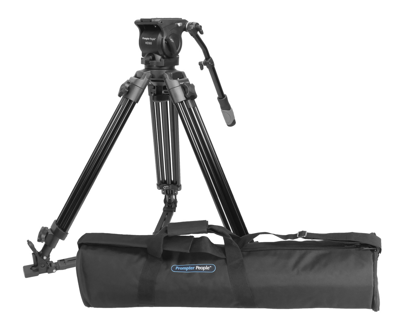 PrompterPeople Heavy Duty Tripod with Bag