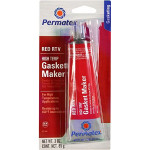 Permatex 81160 Red RTV High Temp Gasket Maker