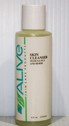 ALIVE Deep-Pore Cleanser
