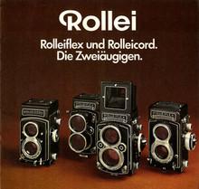 Rollei Rolleiflex und Rolleicord Die Zweiäugigen - Kostenlos Downloaden
