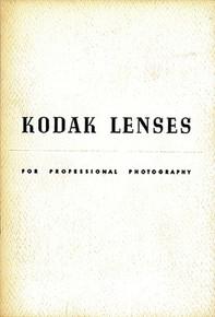 Kodak Lenses for Professional Photography