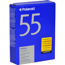 Polaroid Type 55 4x5 in Positive/Negative Instant Film (1) 20 Sheet Box