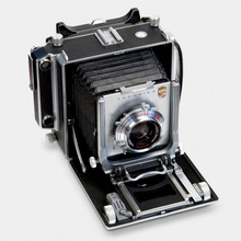 Linhof 4x5 in Technika III, Type 5 Technical Field Camera