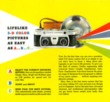 Graflex Depthmaster Stereo Graphic 3-D Camera Brochure - Free Download