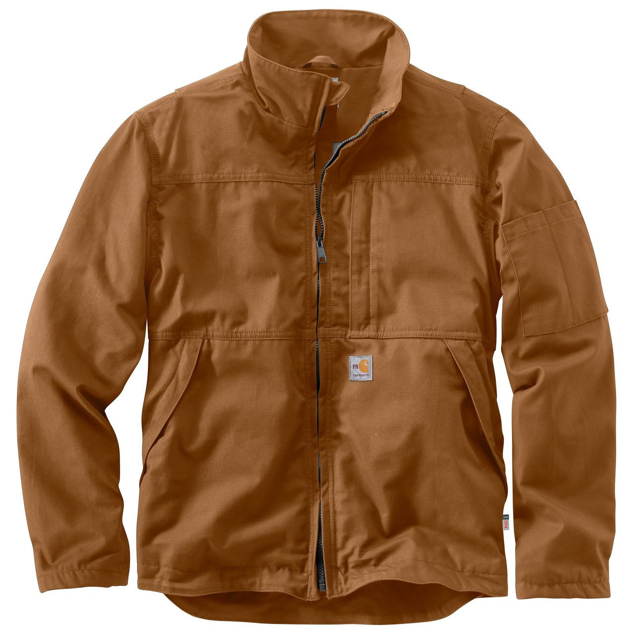 Flame Resistant Full Swing Quick Duck Jacket