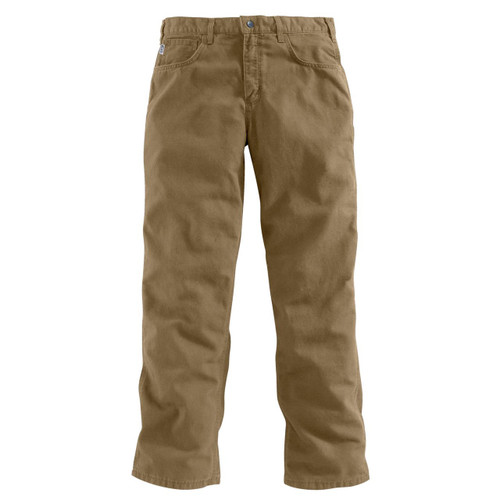 Fr Canvas Pants The Brown Duck