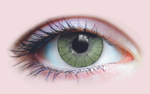 Moonlight Jade Contact Lenses