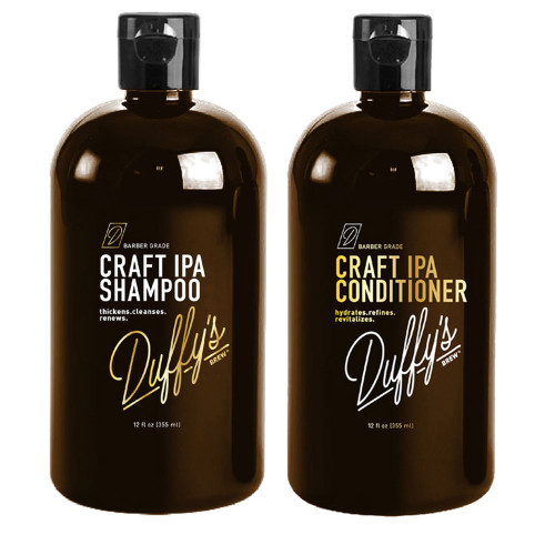 Craft Ipa Beer Shampoo Conditioner