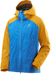 Haglofs LIM Versa Jacket Men - Gale Blue / Sun