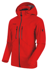 Mammut Stoney HS Jacket Men Magma